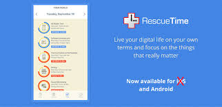 Track Hours Worked App Rescuetime For Ios Update Apple Has Removed Us From The App