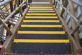 hi traction anti slip step covers