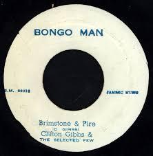 Clifton Gibbs & The Selected Few – Brimstone & Fire (Vinyl) - Discogs