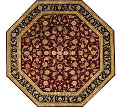 octogon rug burdy rug by octagon shaped kitchen rugs black octagon area rugs