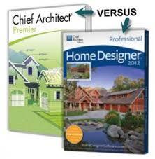 Small Picture Chief Architect X6 Premier Versus Home Designer 2014