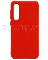 Чехол Hard Case <b>BoraSCO для Xiaomi</b> Mi 9 SE (красный): отзывы