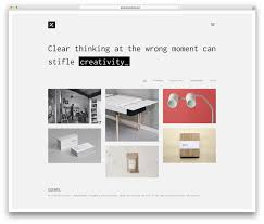 art portfolio template 50 best personal business portfolio wordpress themes to showcase