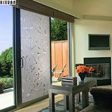 glass door privacy handballtunisie patio door window tint