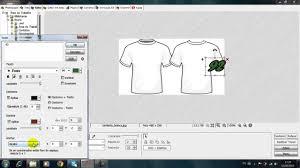 Design Camisetas Programa Como Criar Camisetas Pelo Photoscape