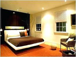 recessed lighting bedroom layout