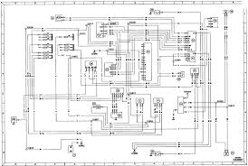 diagram 3 ancillary circuits and interior lighting p100 model diagram 3 ancillary circuits and interior lighting p100 model from 1988 onwards
