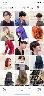 メンズ最前線今のトレンドヘアーは韓国風コンマヘア Nora Hair Salon
