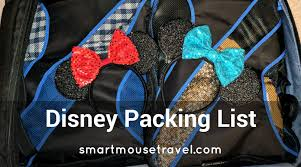 Disney World Packing Tips Tricks And Printable Packing