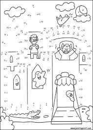 Small Picture 9 fun free printable Halloween coloring pages Haunted houses