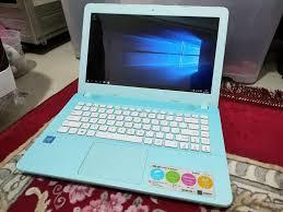 Disini kami menyediakan daftar harga laptop merk asus beserta harganya. Asus X441s Jual Komputer Laptop Murah Di Indonesia Olx Co Id