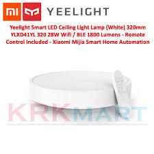 <b>Yeelight</b> Smart LED Ceiling Light Lamp (White) <b>320mm YLXD41YL</b> ...