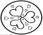 Small Picture HEART COLORING Pages Free Download Printable