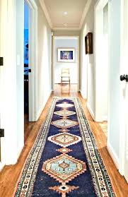 long runner rug hallway runners ft rectangle doily regarding extra inspirations 9