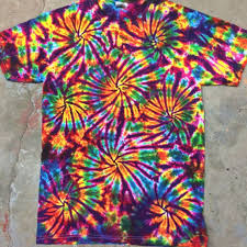 Tie Dye Shirts Patterns