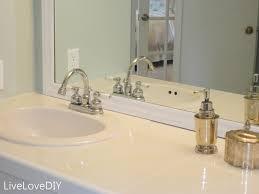 White Countertop Paint Painting Bathroom Countertops Painted Bathroom Sink Tutorial