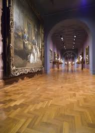 bona traffic is used to protect the burmese teak block hardwood floors in the national portrait gallery in london england this is due to the health and