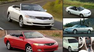 1999 Toyota Camry Convertible - news, reviews, msrp, ratings with ...
