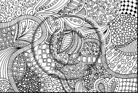Small Picture excellent abstract zentangle coloring pages with printable