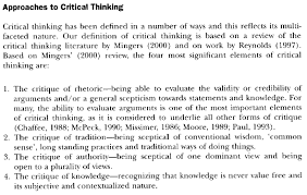 definitions from gold et al management learning 2002