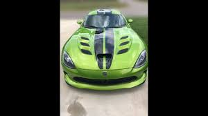 2018 dodge green. simple 2018 new 2018 dodge viper snakeskin gtc anniversary edition 20 generations with dodge green