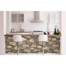 Kitchen Wallpaper Borders Stone Brick And Wood Wallpaper Wallpaper Borders Decor