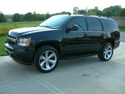 Smoked-Lightning 2007 Chevrolet Tahoe Specs, Photos, Modification ...