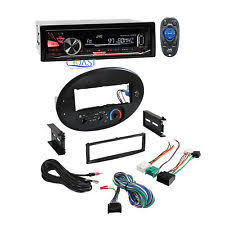 how to install a jvc car radio jvc car radio stereo dash kit wire harness for 96 99 ford taurus mercury sable
