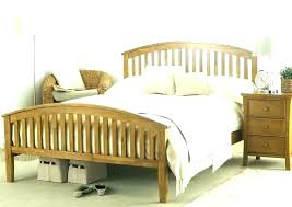 wooden bed frames king size wood frame dark solid sheesham with storage