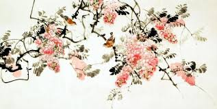 chinese paintings other flowers other flowers 66cm x 136cm 26 x 53 2322017