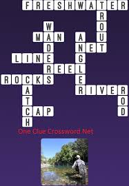 crossword clue game fish in clues in which both definition and wordplay are present the two parts of the clue bine to provide an overall meaningful
