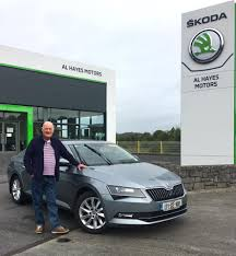 Congratulations to George Robert Martin... - Al Hayes Motors Skoda |  Facebook