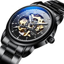 <b>WLISTH</b> Tourbillon <b>Men</b> Watches Business Waterproof Watches ...