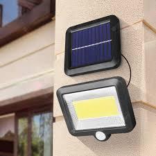 <b>BRELONG BR</b>-<b>0118</b> White <b>Solar</b> Wall Lights Sale, Price & Reviews ...