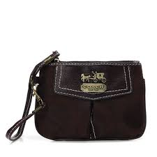 Coach Swingpack In Signature Medium Coffee Crossbody Bags FDX