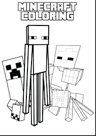 Minecraft Coloring Pages For Kids Printable Coloring Pages Dinosaurs