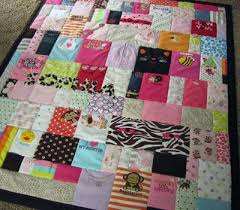 17 Best images about Tabitha quilt on Pinterest | Quilt, Trees and ... & Baby clothes memory quilt Adamdwight.com