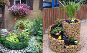 Small Picture 16 Stone And Flower Garden Design Ideas Houz Buzz