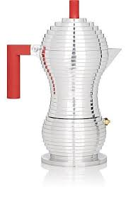 we adore the pulcina espresso maker from alessi at barneys new york