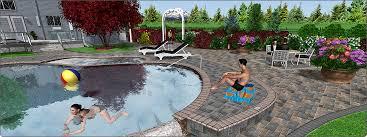 Virtual Backyard Design Delectable Landscape Software News