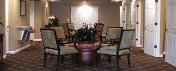 Interior Design Behrens Design Development Classy Funeral Home Interior Design