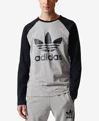 adidas long sleeve. adidas originals men\u0027s trefoil long-sleeve t-shirt long sleeve