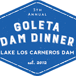 Image result for GOLETA dam dinner