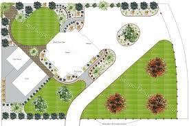 Large Backyard Landscaping Ideas Bananahouseme New Backyard Landscape Design Plans