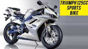 triumph 125cc sports bike revealed 2016 youtube