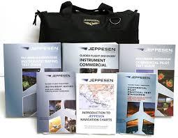 Jeppesen Chart Training Jeppesen Instrument Commercial Part 61 Kit