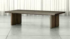 monarch coffee table top monarch solid walnut coffee table crate and barrel for monarch coffee table