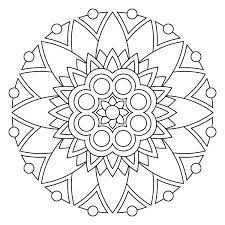 Small Picture 112 Printable Intricate Mandala Coloring Pages by KrishTheBrand