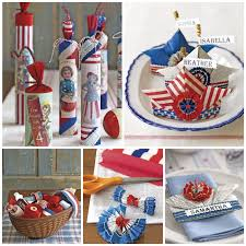 Small Picture 4Th Of July Homemade Decorations DIY Oh My Creative