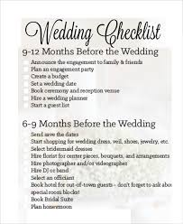 wedding checklist templates simple wedding checklist templates franklinfire co